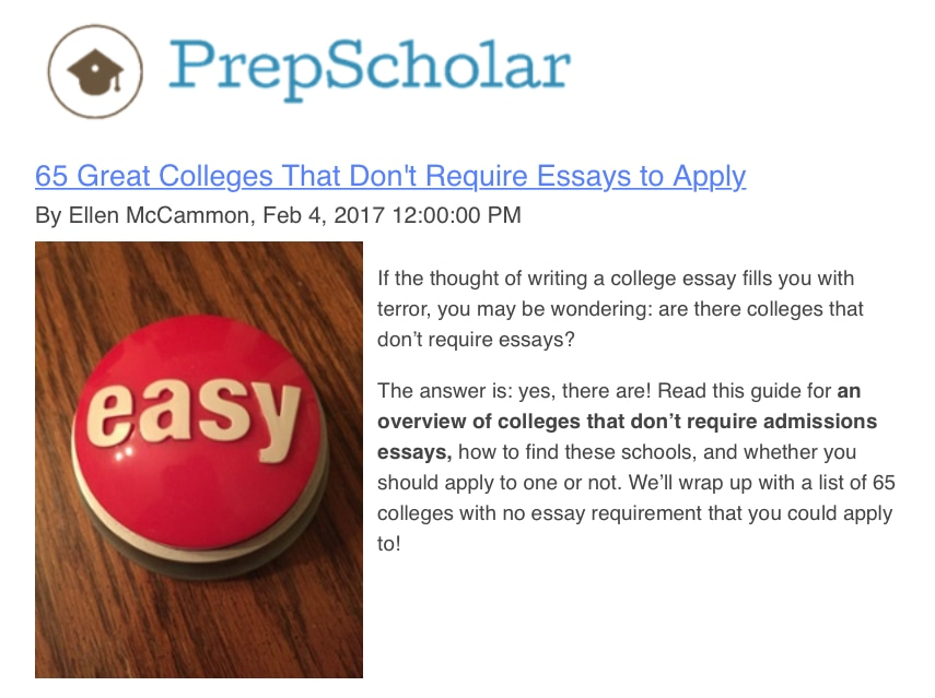 how long should a college application essay be yahoo